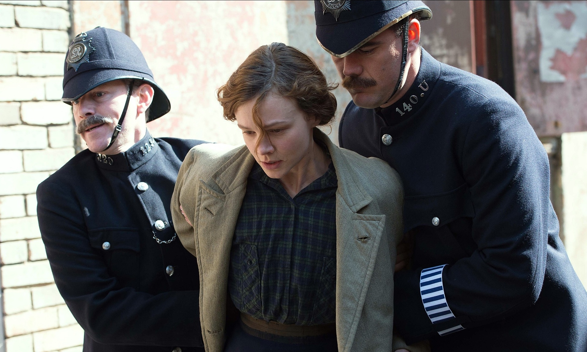 Carey Mulligan as Maud Watts in Suffragette