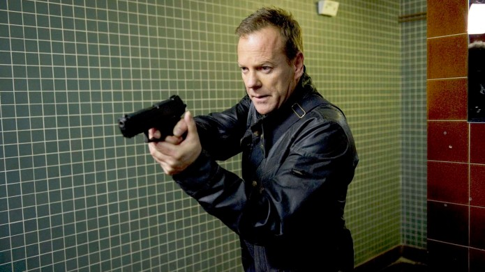 24: LIVE ANOTHER DAY: Kiefer Sutherland