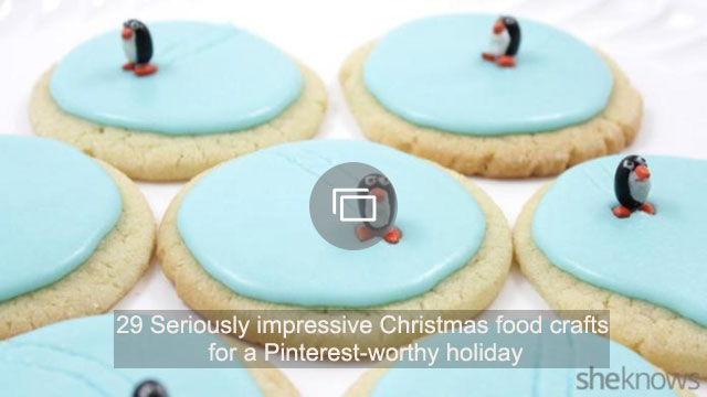 christmas food crafts