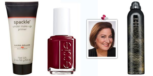 Laura Geller, founder of Laura Geller Beauty holiday makeup kit