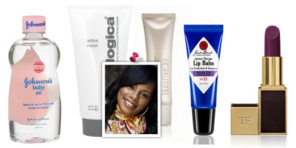 Tia Dantzler, celebrity makeup artist holiday makeup kit