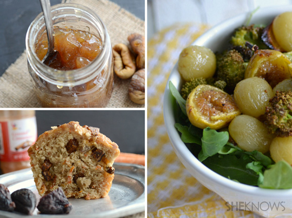 3 fun fig recipes