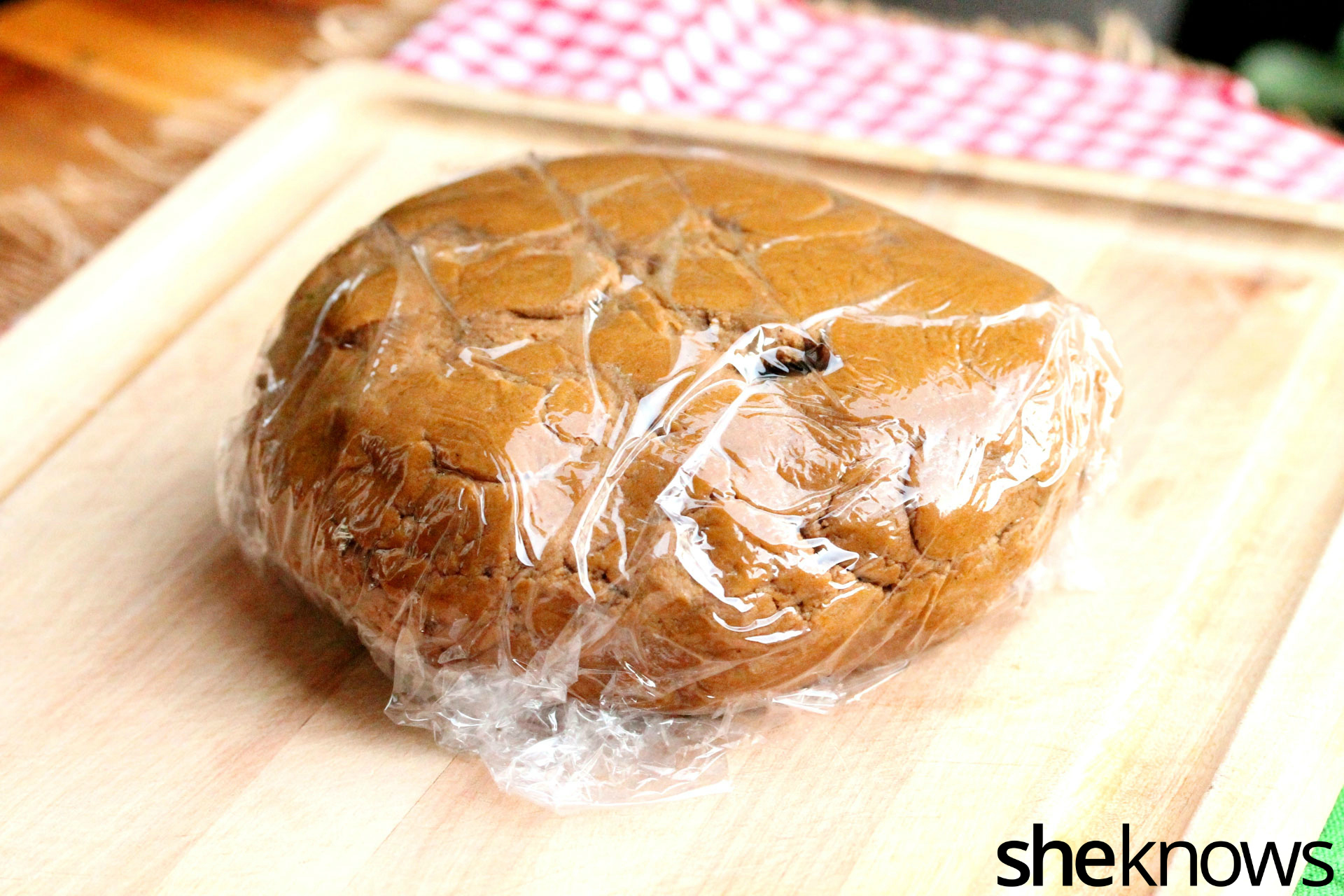 gingerbread-dough