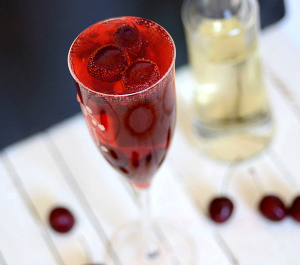 Be mine cherry Bellini