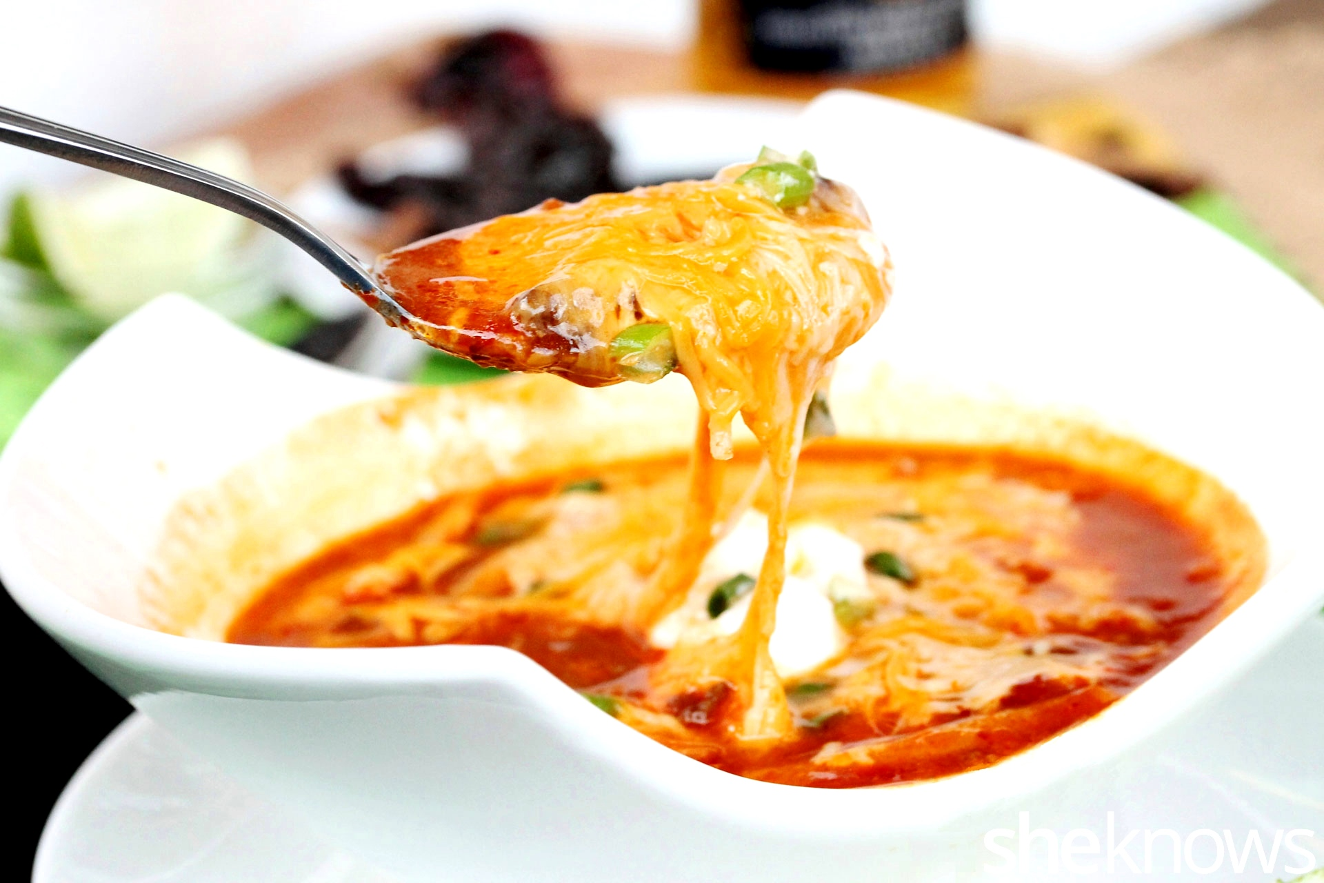 3.1 enchilada soup