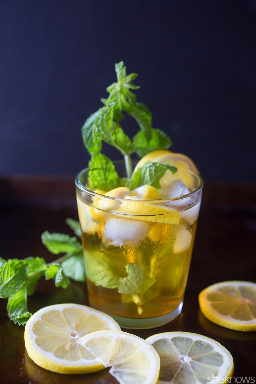 sweet tea lemonade cocktail