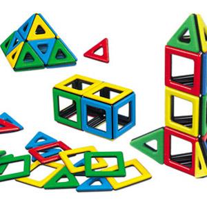 3-D Magnet Builders