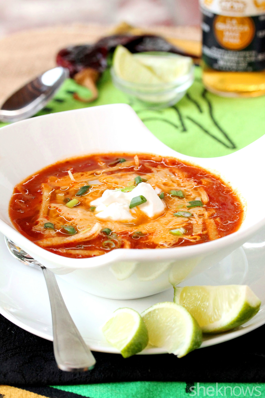 4 enchilada soup