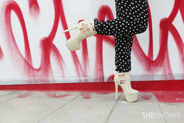 Jordanne shoe from Shoedazzle | SheKnows.com