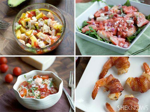 4 recipes for fresh shrimp