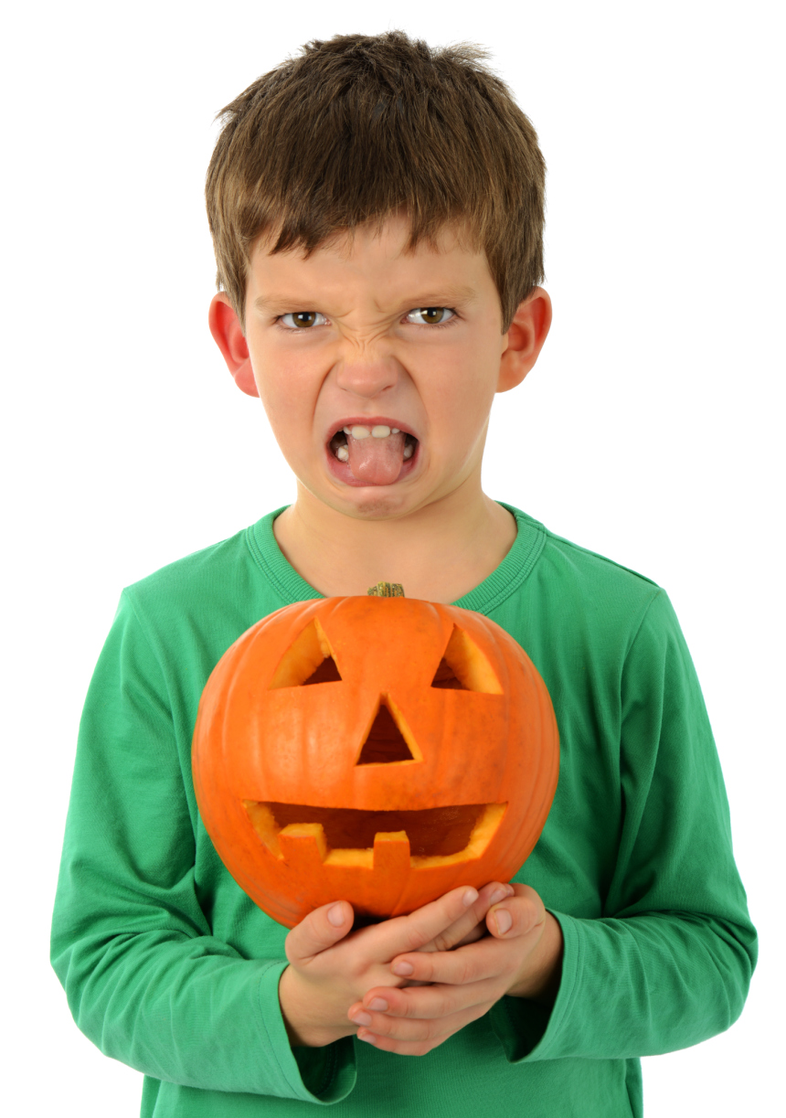 10 types of kids you meet on halloween