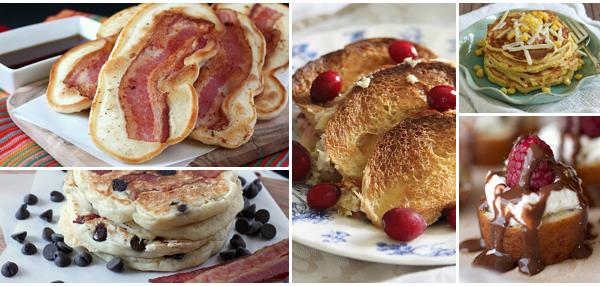 french toast pancake