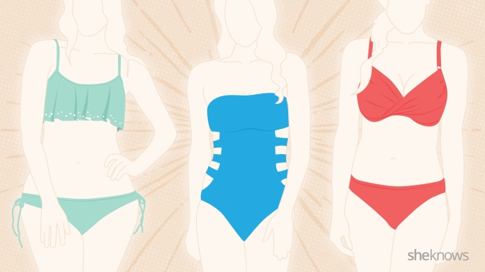 5 Swimsuits that bring out your
