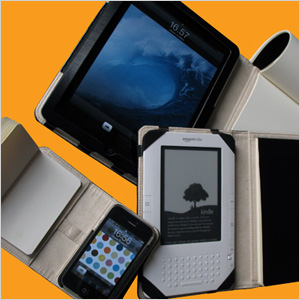 Moleskine iPad and iPhone covers