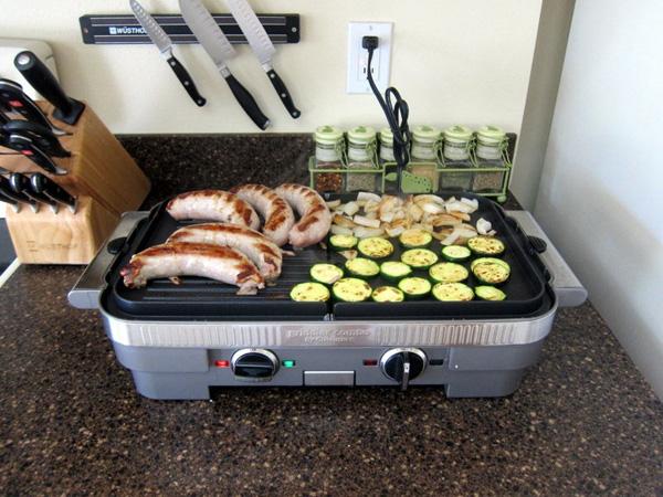 Cuisinart Griddler Combo