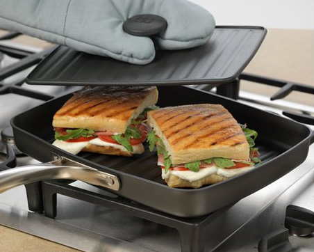 Calphalon Grill Pan & Press