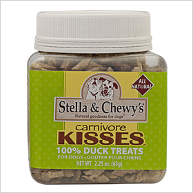 Stella & Chewy's Carnivore Kisses 100% Angus Beef Treats