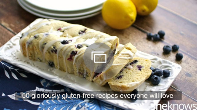 50 gloriously gluten-free recipes everyone will love