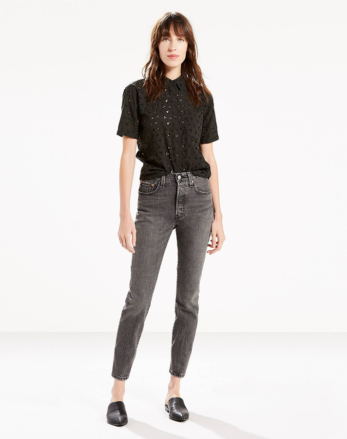 501 Skinny Jeans, $98; at Levi's