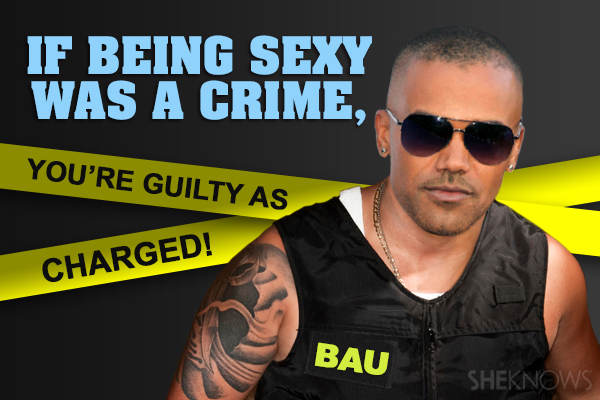 Shemar Moore Valentine's Card