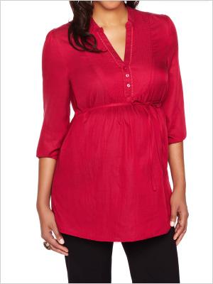 Vibrant blouse
