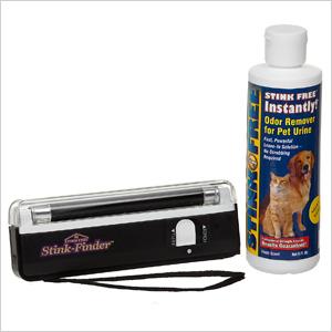 Stink Free Stink-Finder Ultra-Violet Light & Flashlight