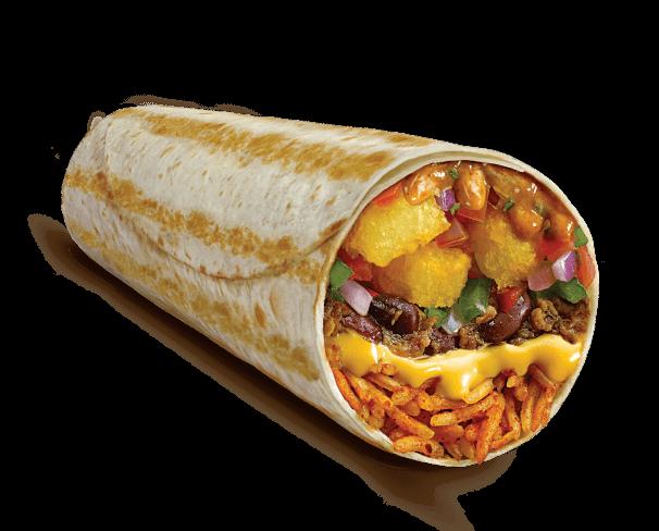 7 layer burrito India