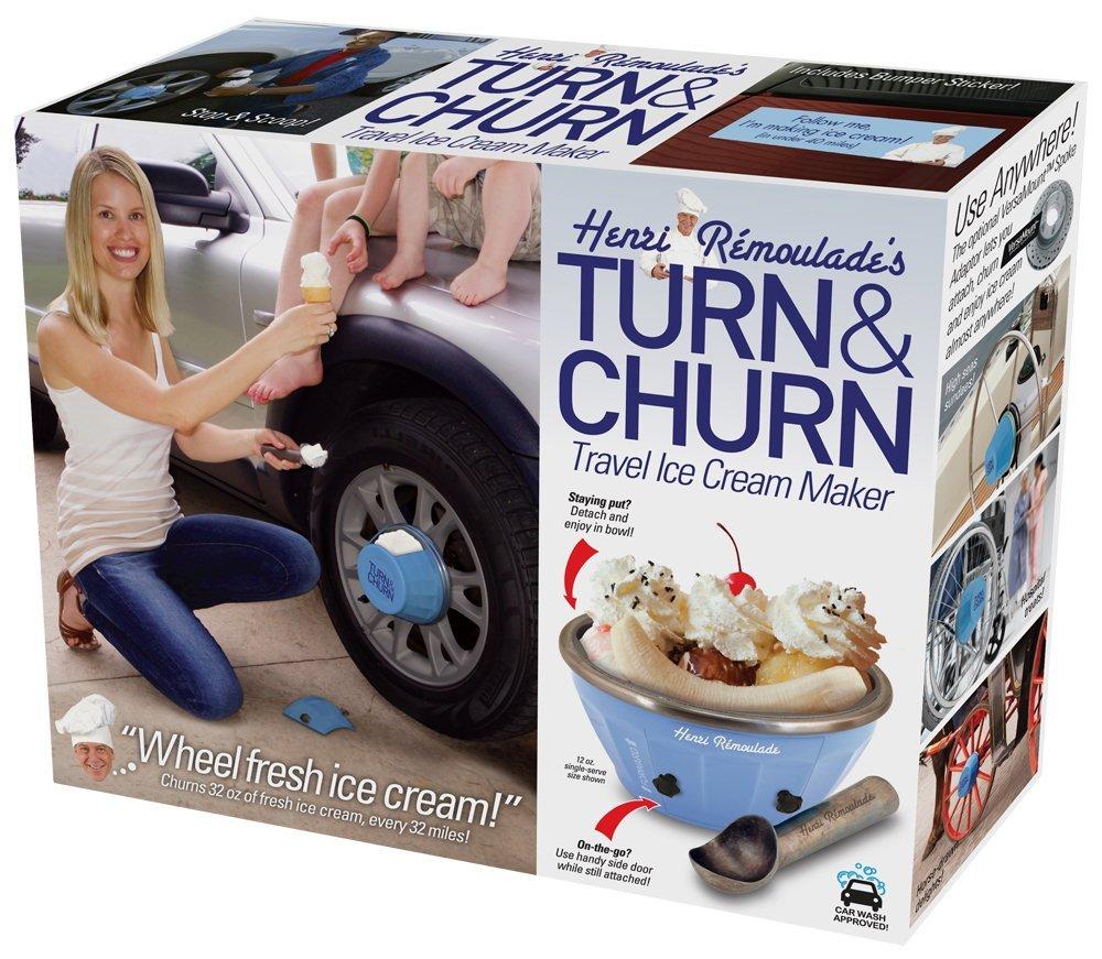 turn and churn