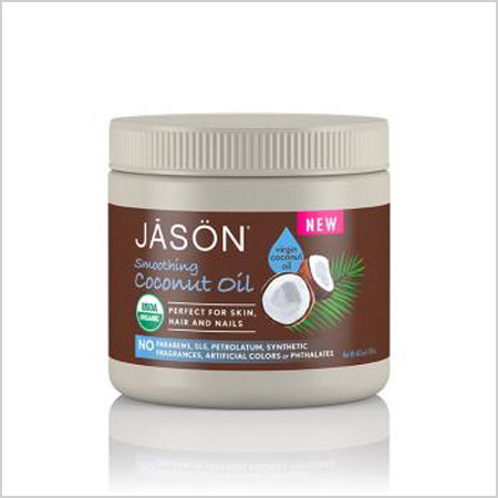 JASON Naturals Smoothing Coconut 100% Organic Oil