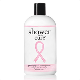 Philosophy's Shower For the Cure shower gel