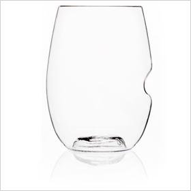 Picnic-ready wine glasses