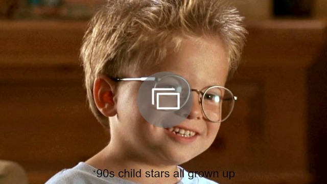 90s stars grown up slideshow