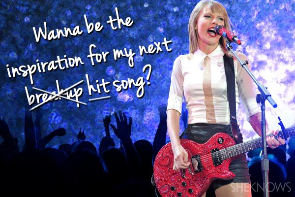 Taylor Swift Valentine's Card