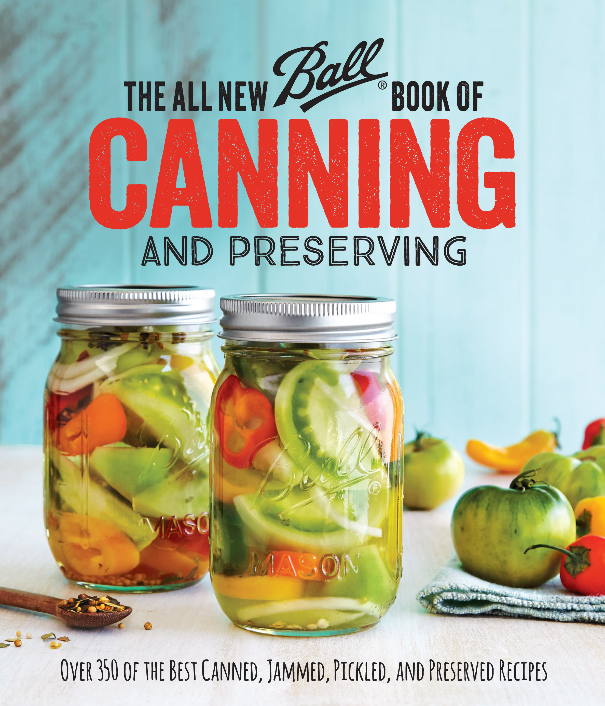 ball book of canning and preserving