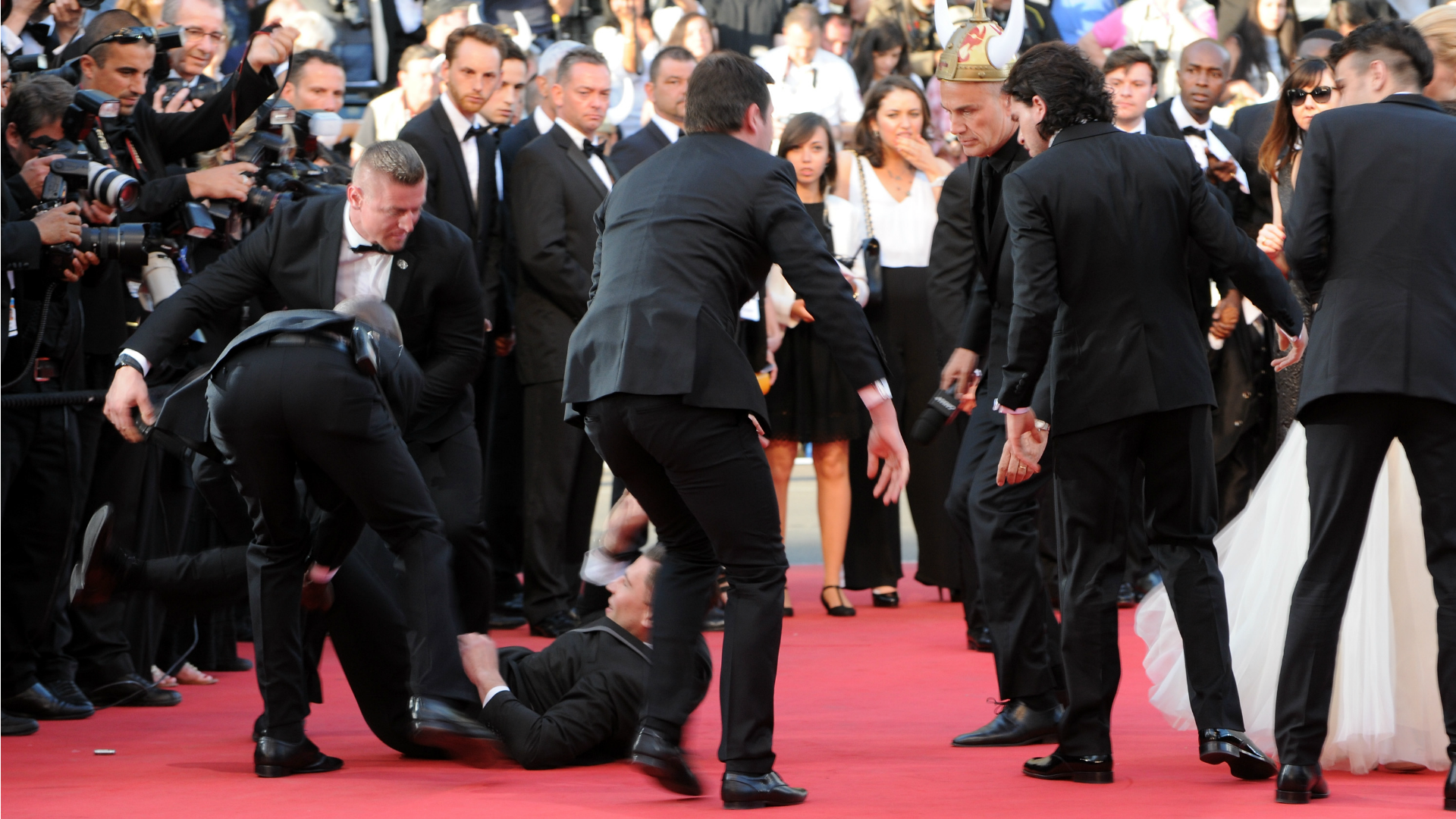 CannesFilmFestivalprankster