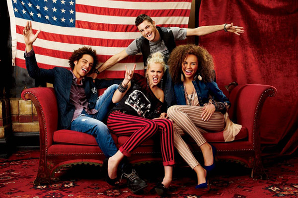 American Idol collection for Kohl's