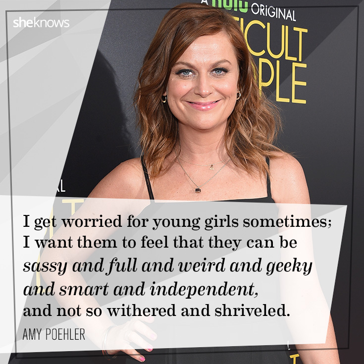 Amy Poehler Feminism Quote