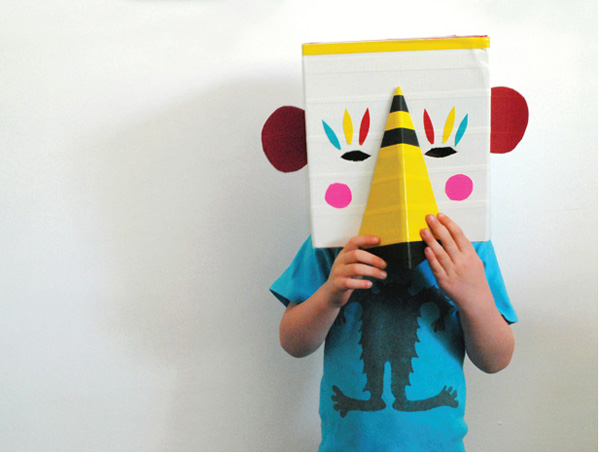 Animal box mask