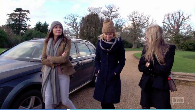 Annabelle, Caroline, Julie