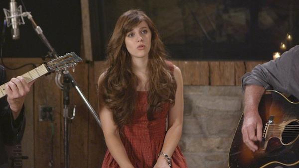 Aubrey Peeples talks Season 2 of Nashville