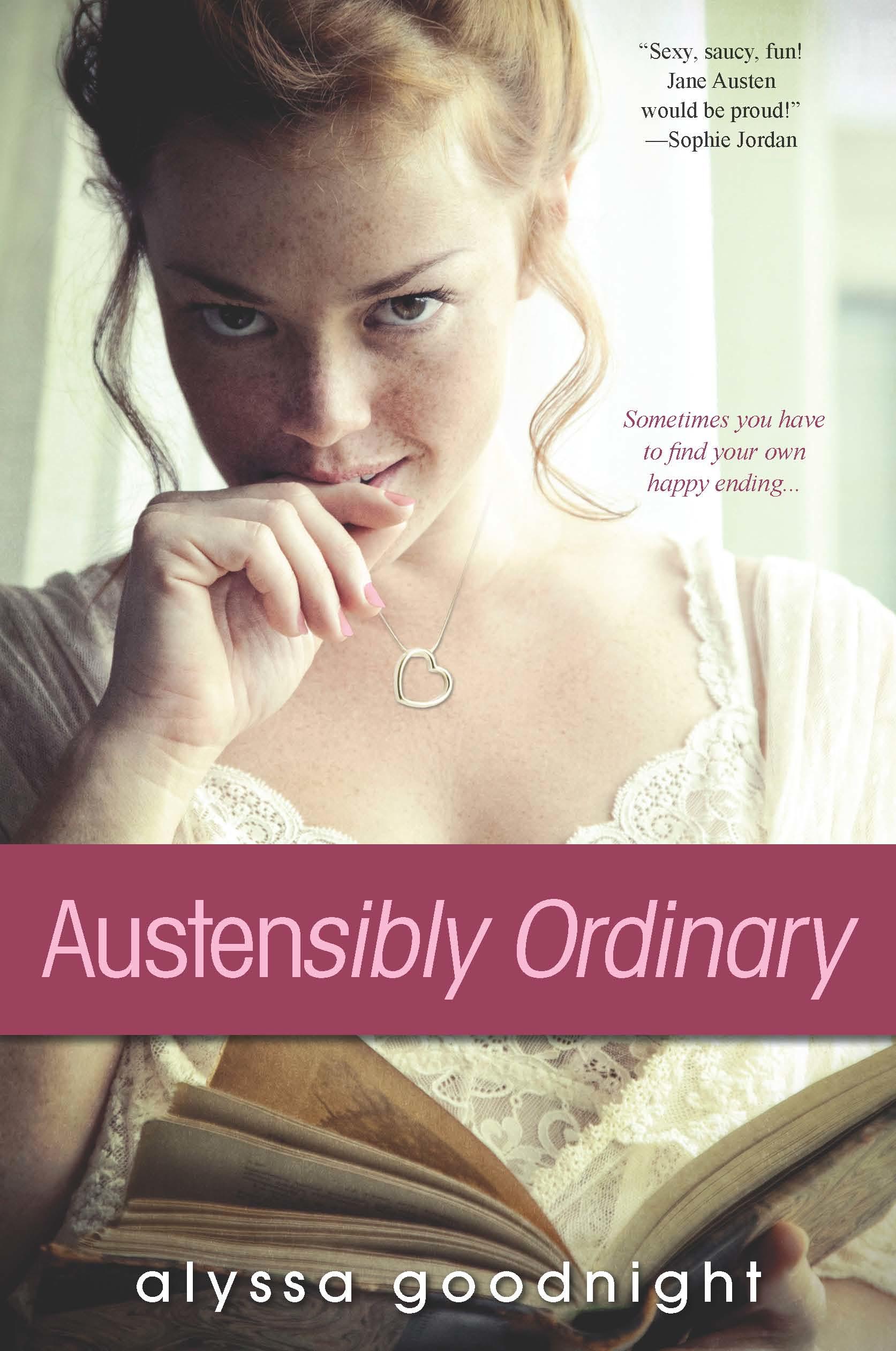 Austensibly Ordinary by Alyssa Goodnight