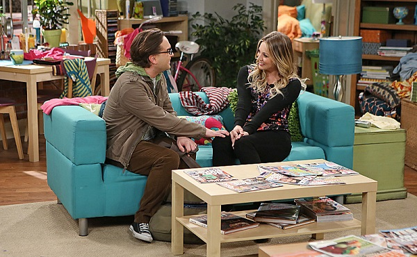 Big Bang Theory, Kaley Cuoco, Johnny Galecki