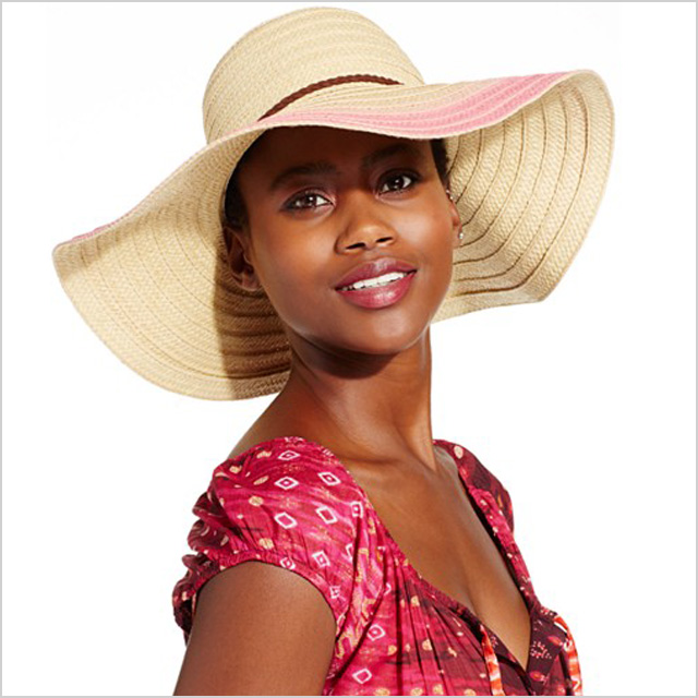 14 Ways to rock a floppy hat like you were born for it – SheKnows 0e313c73876