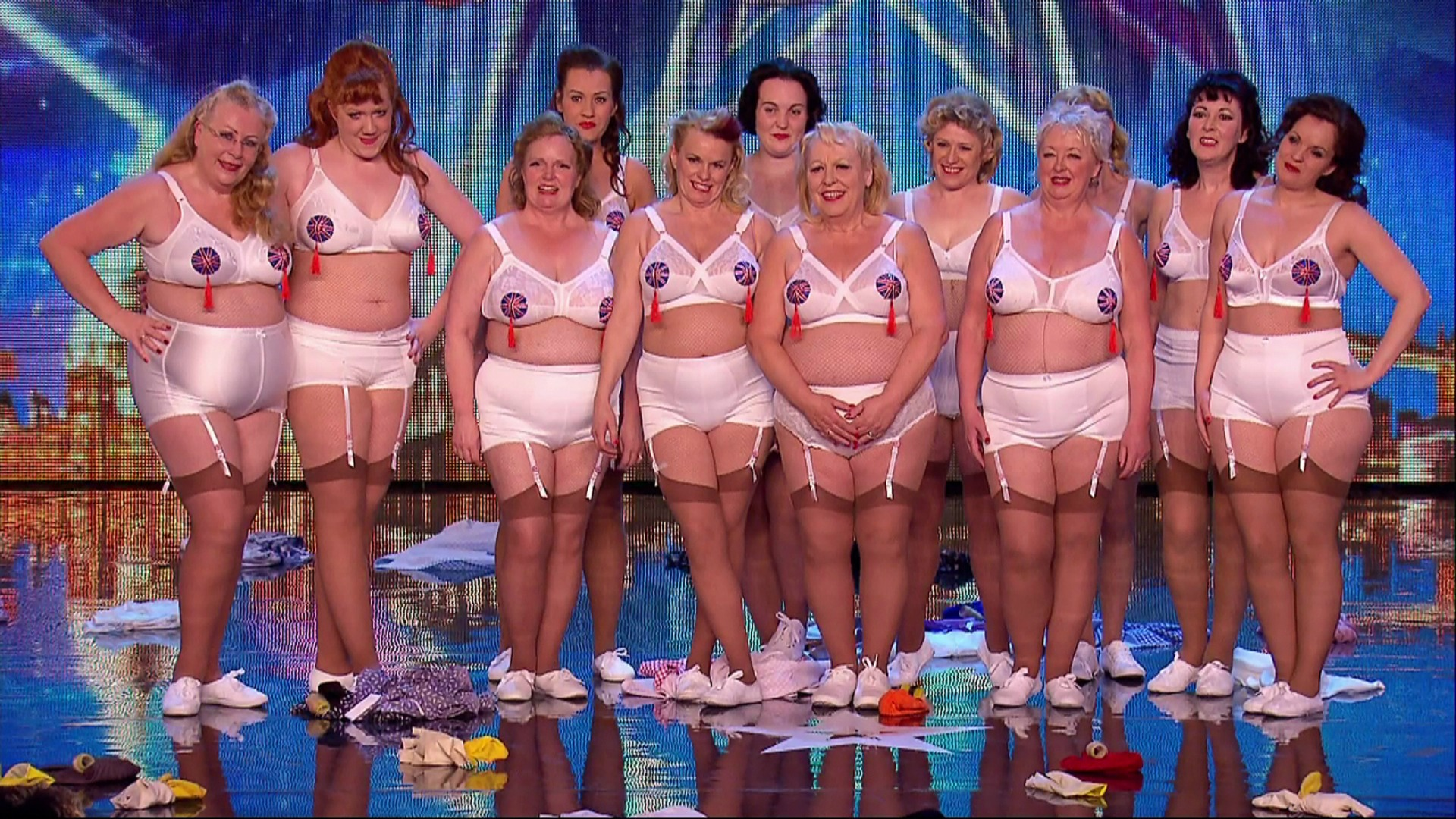 Britain's Got Talent Ruby Red Performers