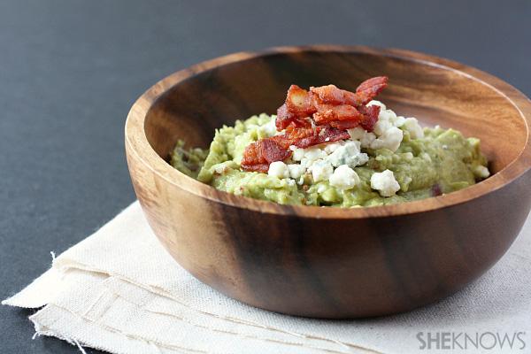 4 Unique guacamole recipes