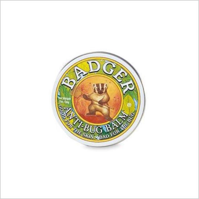 Badger Anti-Bug Balm Natural Mosquito Repellent
