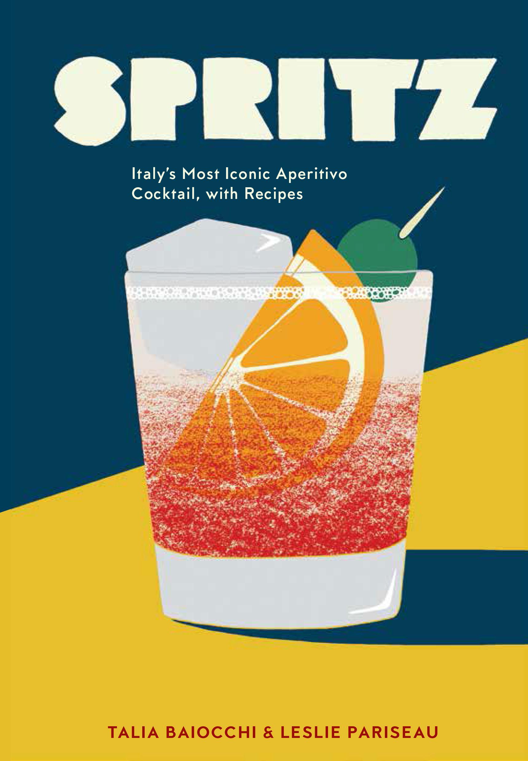 spritz book cover