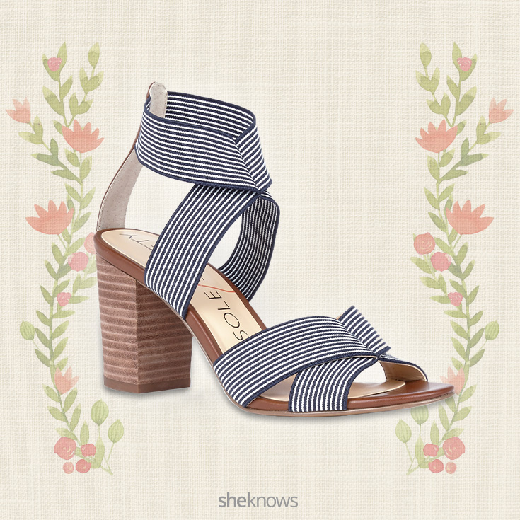 Joesy heeled sandals