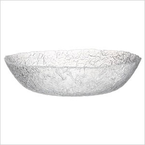 Bergen serving bowl