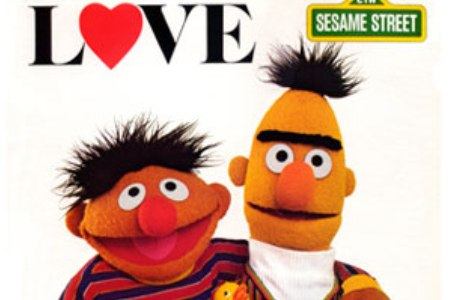 Bert and Ernie wedding petition making the rounds